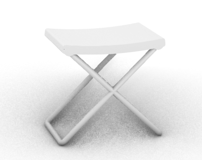 Field Chair - Folding Stool -Klappstuhl