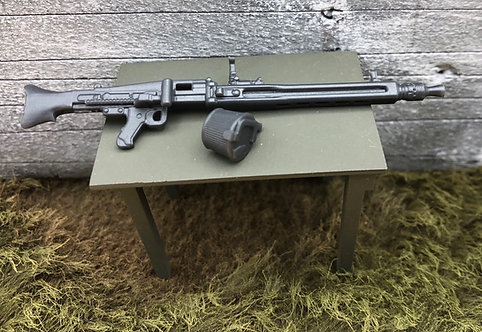 MG42 with Belt and Drum Magazine Set