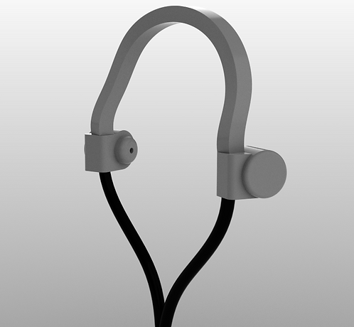 US Headset - HS-30 Headphones