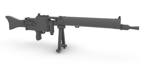 MG08/15 Spandau Heavy Machine Gun