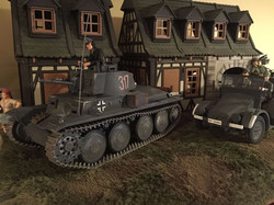 Panzer 38t Ausf. E