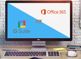 Office 365 vs G Suite: Which is best to work in--The Office or the Suite?