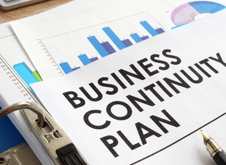 A Comprehensive Business Continuity Plan