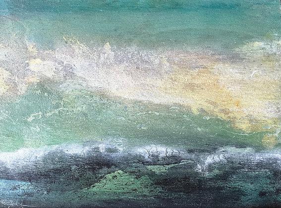 Breaking Light by Miles Lowry