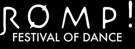 ROMP! Festival of Dance logo