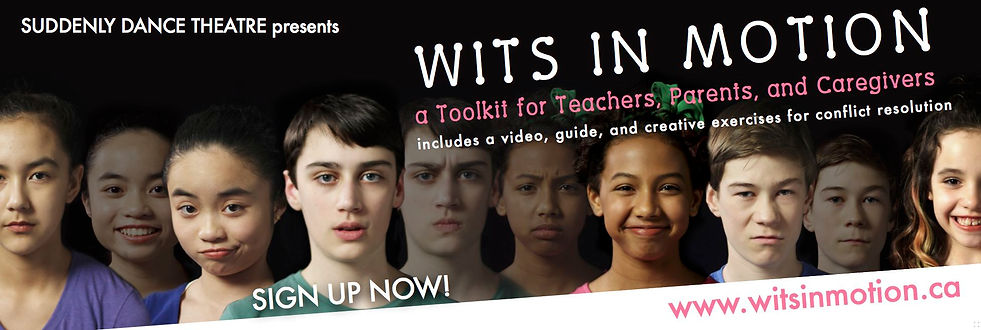 WITS IN MOTION toolkit delivers Faces Tell Stories