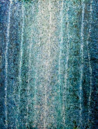 Nine Waves by Miles Lowry