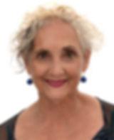 Headshot of veteran performer Lynda Raino