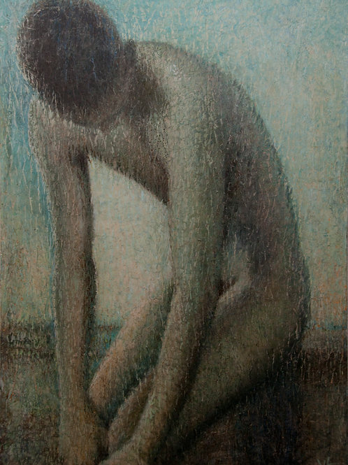 Swimmer by Miles Lowry