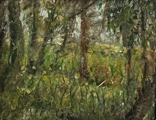 May Forest by Miles Lowry