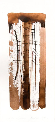 Puzzle Ogham by Miles Lowry