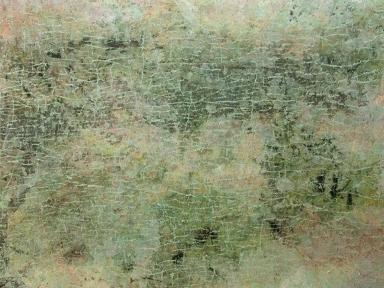 Field Ogham - Secrets / Rúin Ogham by Miles Lowry