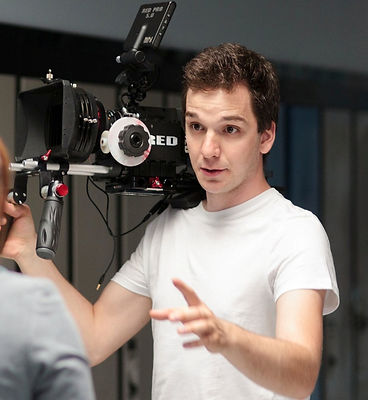 photo of Canadian DOP Daniel Carruthers