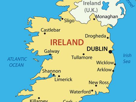 Birdie Bar goes to Ireland
