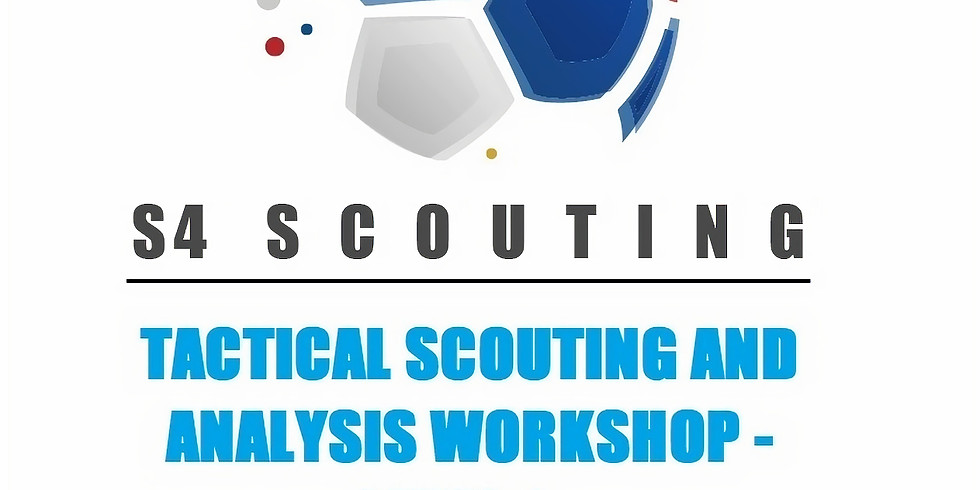 TACITICAL SCOUTING AND ANALYSIS WORKSHOP - LEVEL 1