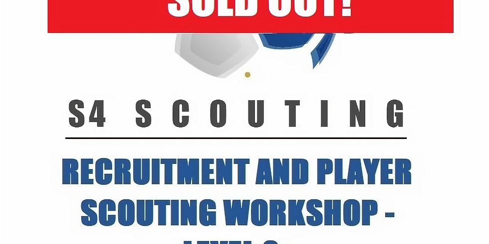 RECRUITMENT AND PLAYER SCOUTING WORKSHOP - LEVEL 2