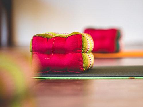Thai Style Yoga Cushion