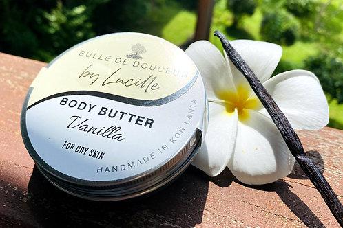 Handmade Vanilla Body Butter
