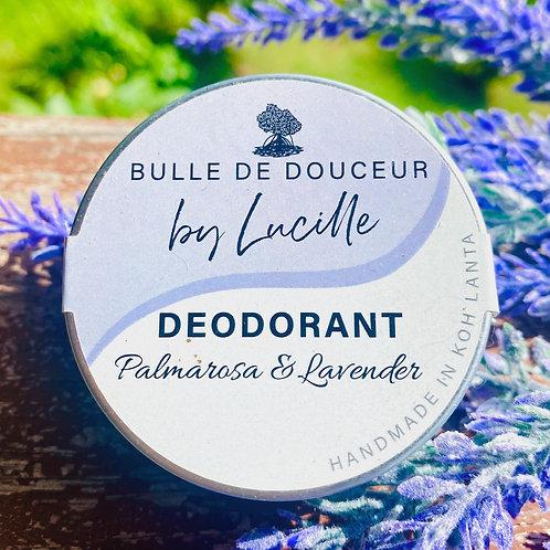 Hand-made Deodorant