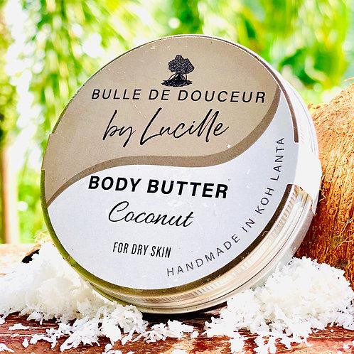 Handmade Coconut Body Butter