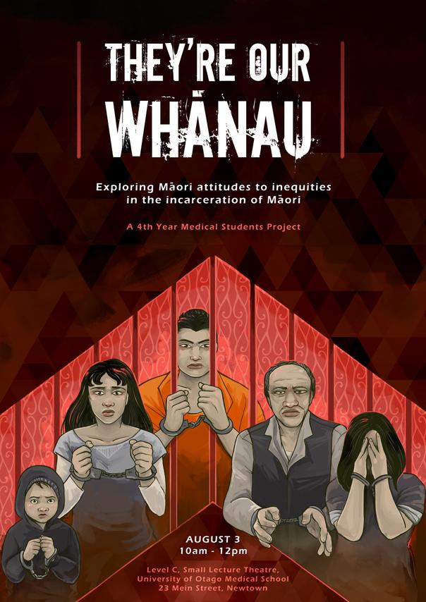 They're Our Whānau