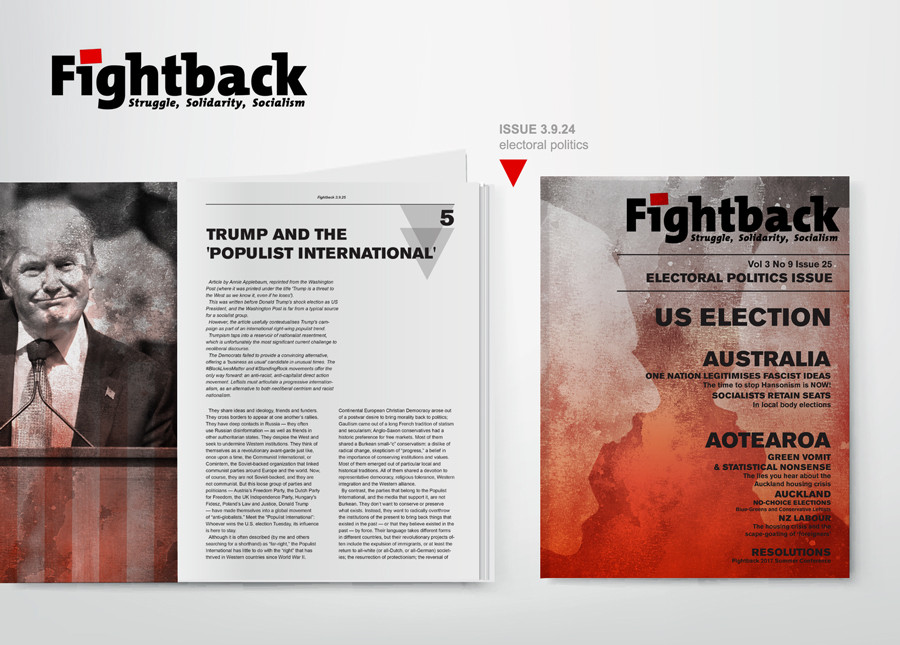 Fightback Magazine