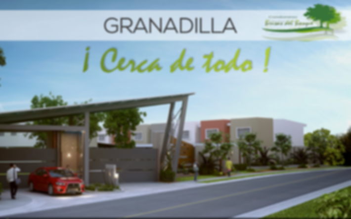 Folleto Informativo Condominio Brisas de Bosque Grandilla