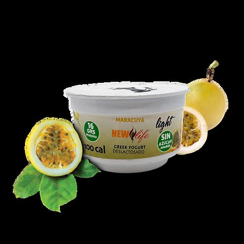Yogurt Griego Light Maracuyá
