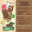 Thumbnail: Helado lácteo con proteína sabor cappuccino