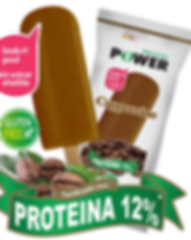 Helado sabor a vainilla con proteína Proten Powe by New Life Costa Rica