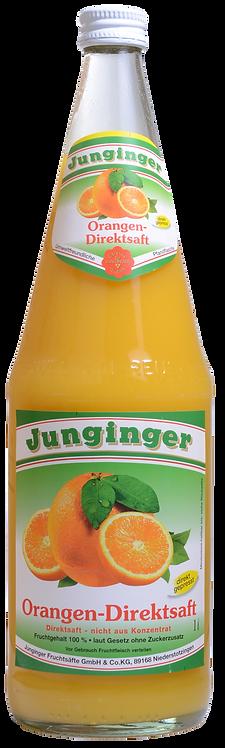 Orangensaft Direktsaft