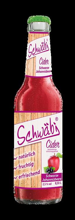 Schwäbi Cider Johannisbeere