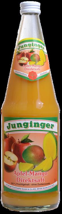Apfel-Mango Direktsaft