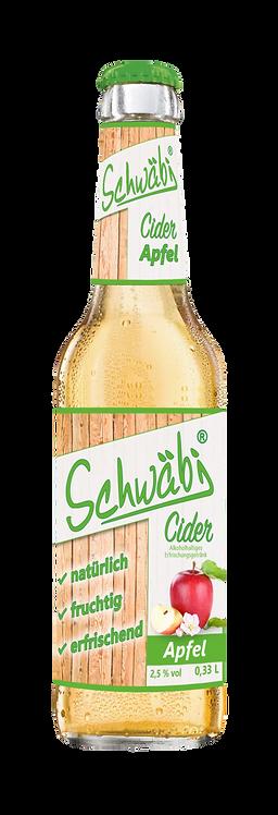 Schwäbi Cider Apfel