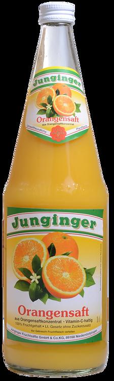 Orangensaft aus Konzentrat