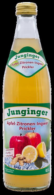 Apfel-Zitronen-Ingwer Prickler
