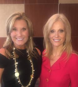 Leslie R. Craven and Kellyanne Conway