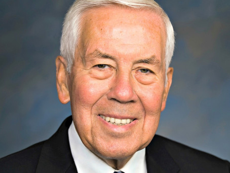 Former Indiana Senator Richard Lugar, a foreign policy giant, dies