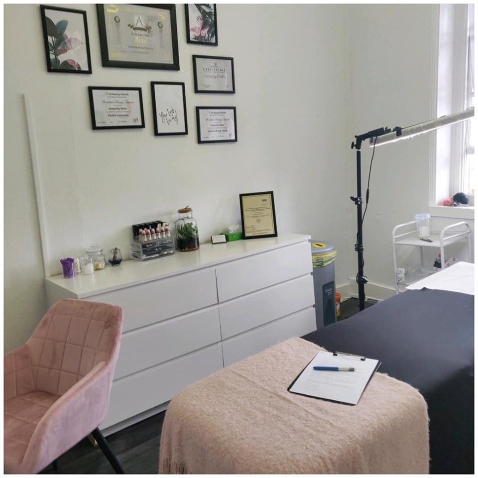 For Keeps Beauty room, Sittingbourne, Kent
