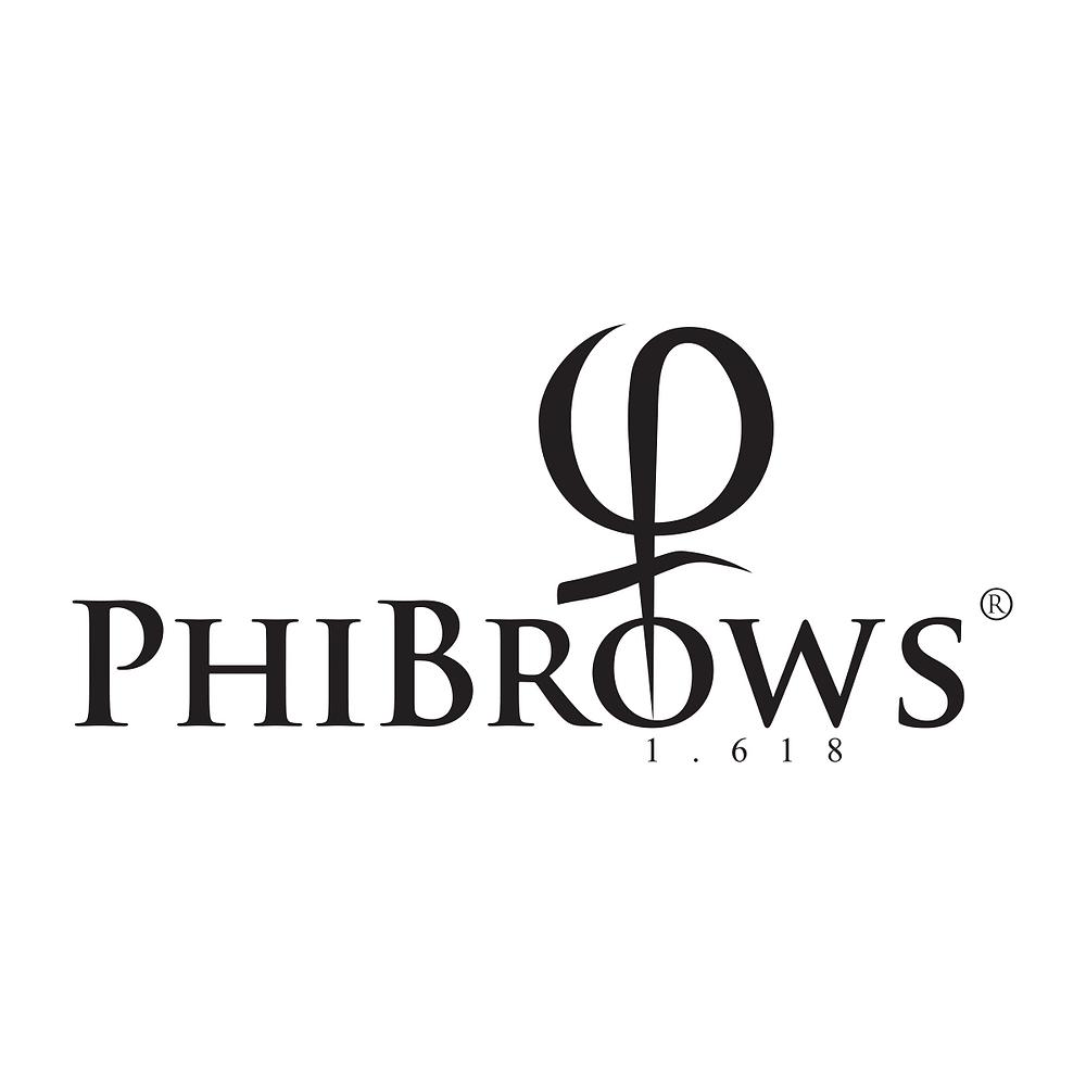 PhiBrow Logo, Microblading, Sittingbourne, Kent