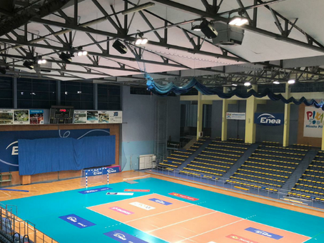 Forum outshines local competition at sports arena.