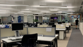 How to do office lighting the right way