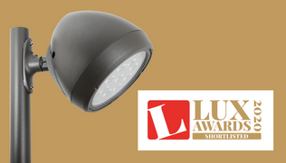 Shortlisted in the 2020 Lux Awards
