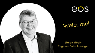 Simon Tibble, new Regional Sales Manager