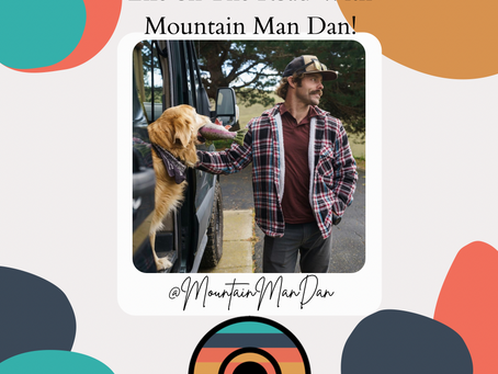 Life On The Road With Mountain Man Dan