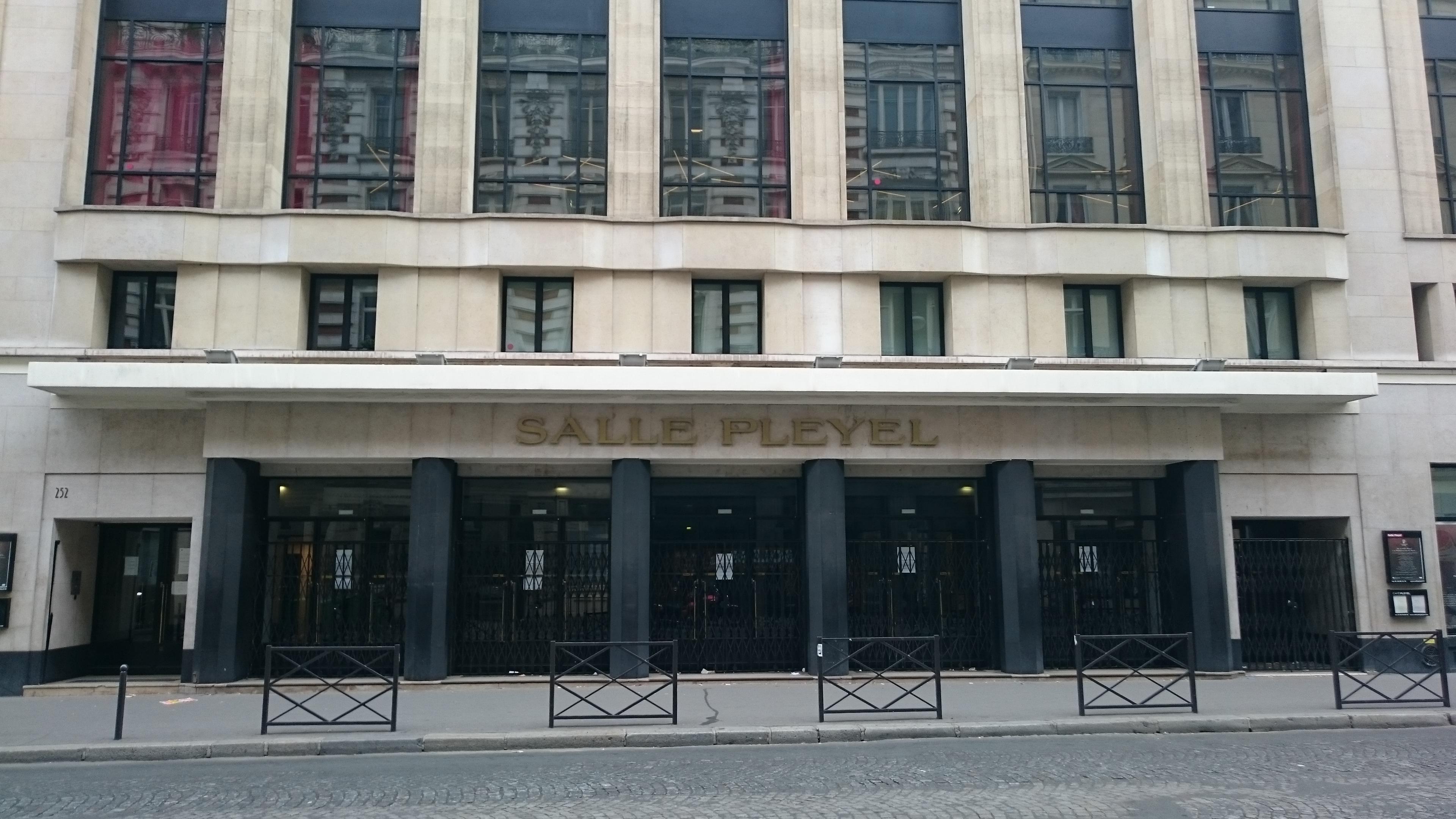 Salle Pleyel (75)
