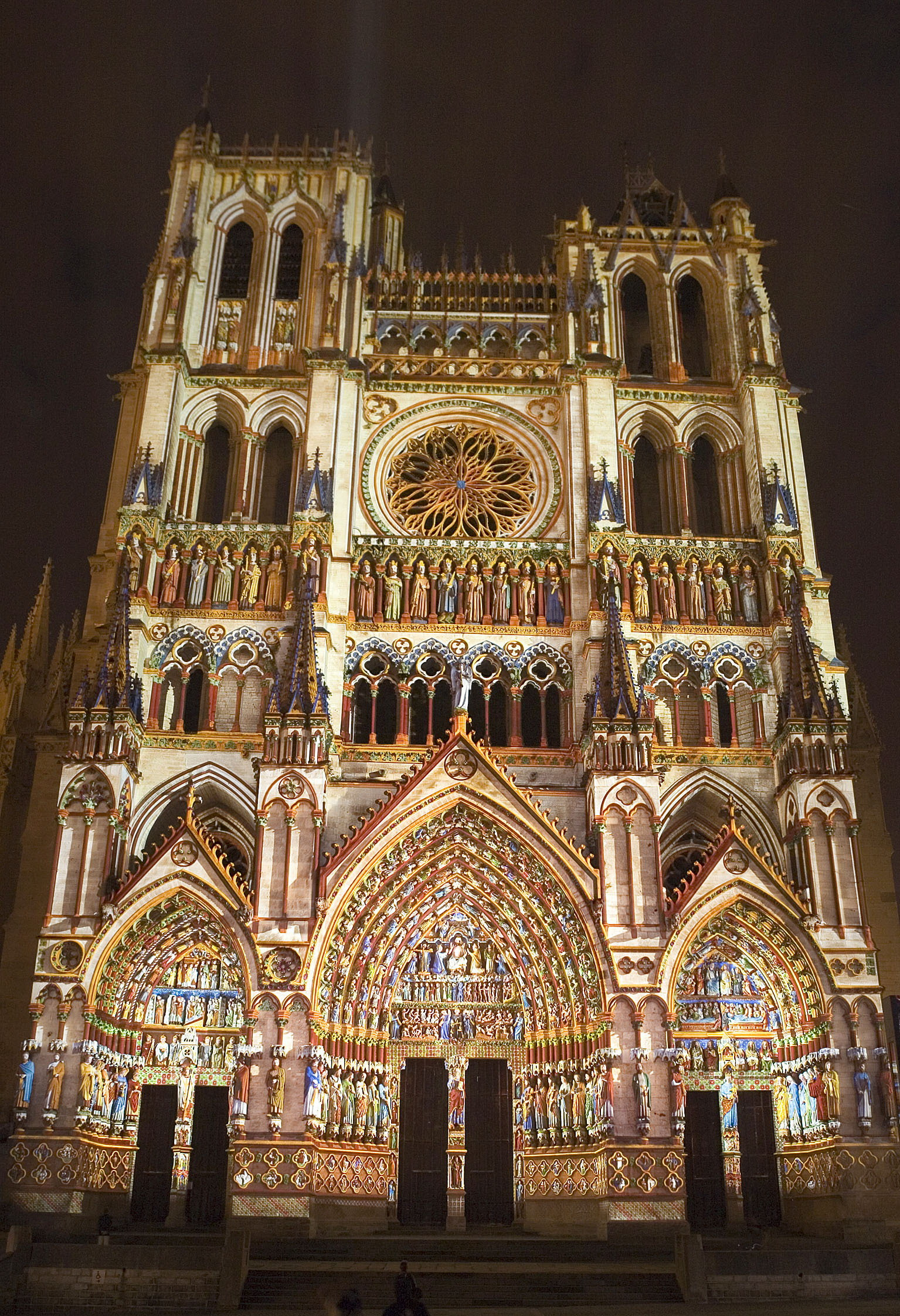 Cathédrale d'Amiens (80)