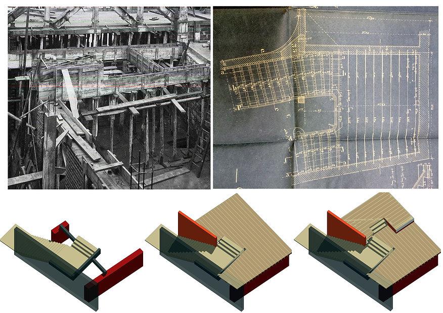Salle Pleyel (Paris)  Diagnostic de structure en vue d'aménagements fonctionnels