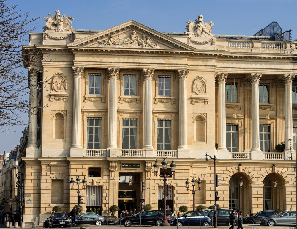 Hôtel Crillon (75)