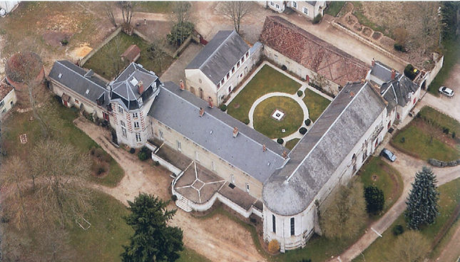 Abbaye Notre-Dame-de-l'Ouÿe (Essonne)  Assistance technique à maîtrise d'ouvrage- Association immobilière du Diocèse de Paris